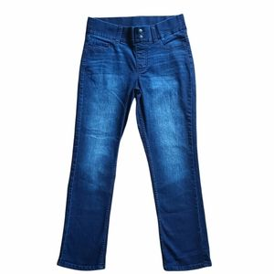 Riders by Lee Straight Leg Pull-on Jeans
